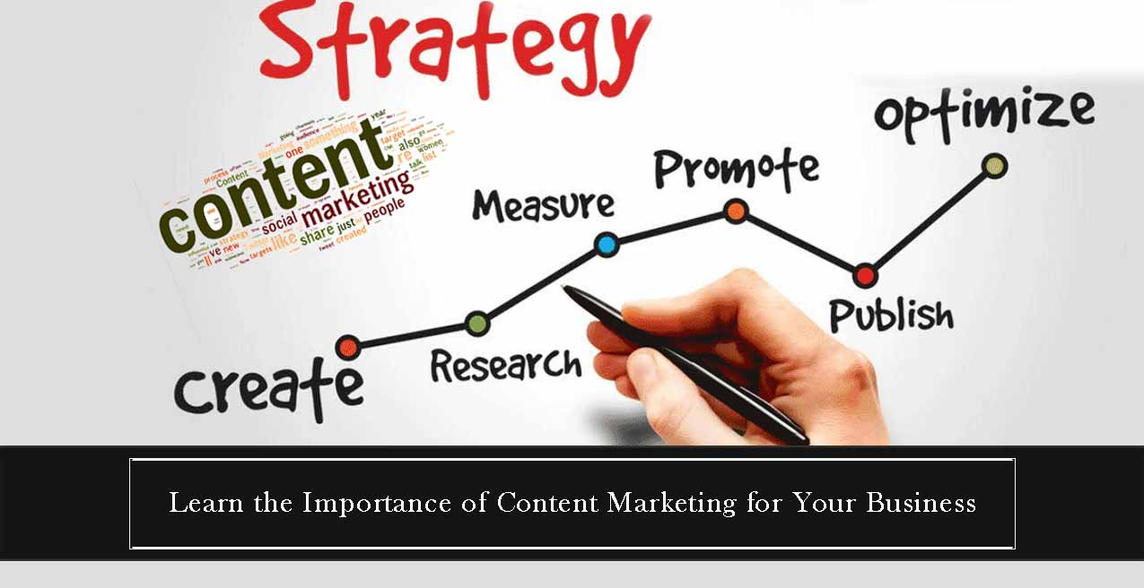 Why is Content Marketing Important? Learn the Importance of Content  Marketing for Your Business -